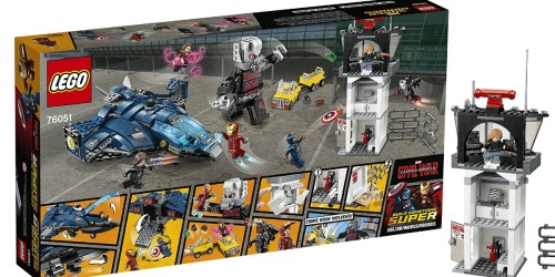 LEGO Super Heroes Airport Battle Kit Only $53 Shipped (Regularly $79.99)