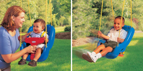 Amazon Prime: Little Tikes Toddler Swing Only $15.42 Shipped (Regularly $27)