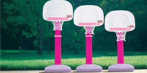 Walmart: Little Tikes Basketball Hoop Just $24.97