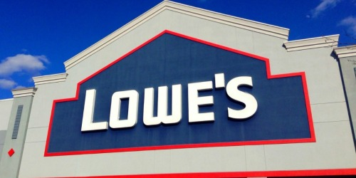 $50 Off $250 Lowe's In-Store Purchase Text Offer