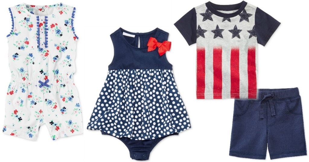 aa1cf8744a40 Macy s.com  Carter s Romper Only  7.19 (Regularly  18) + More - Hip2Save