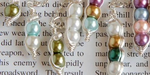Mama's Sweet Peas Custom Necklace Just $9.99 Shipped (Regularly $25)