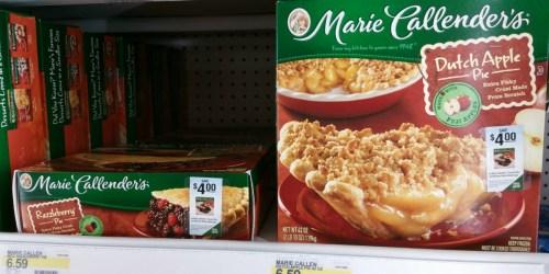 Target: Marie Callender's Dessert Pie Only $2.69 (After Cash Back)