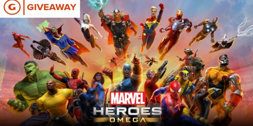 Enter To Win Marvel Heroes Omega PlayStation 4 Closed Beta Key (80,000 Winners)