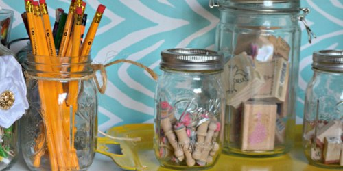 8 Ways to Re-Purpose Mason Jars