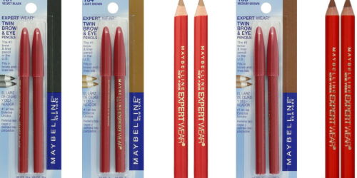 Amazon: Maybelline Brow Pencils Twin Packs As Low As $1.32 Shipped
