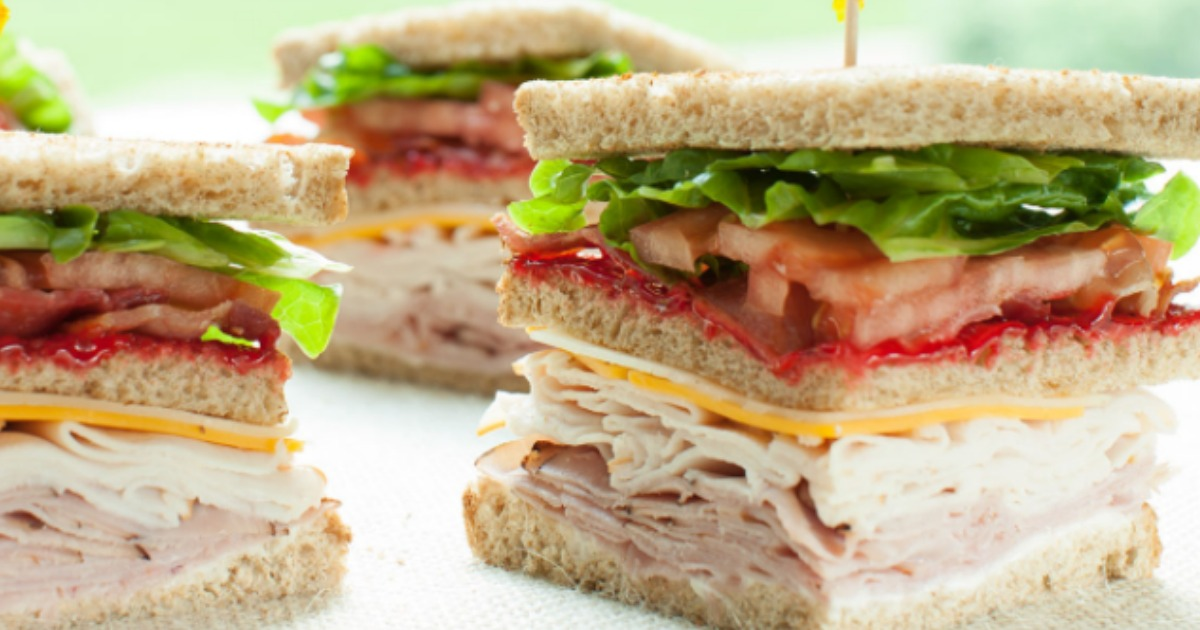 image regarding Mcalister's Coupons Printable identified as McAlisters Deli: Totally free Club Sandwich w/ Tea Invest in ($7.29