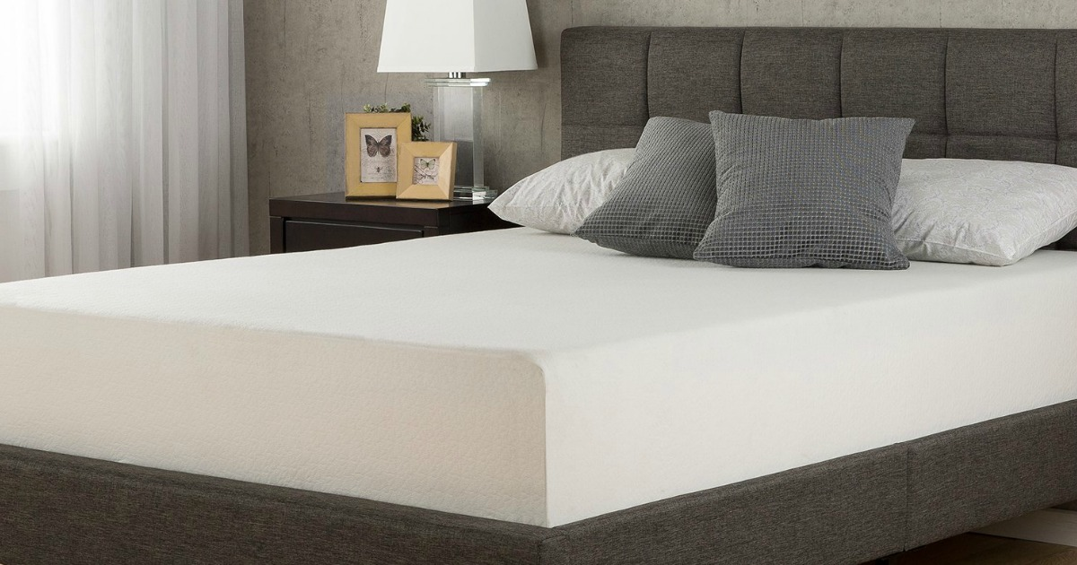 Amazon Zinus California King Memory Foam Mattress 298 77