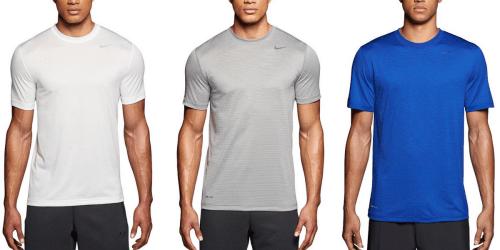 Kohl's: Men's Nike Dri-FIT Training Tops Only $10.50 (Regularly $35)