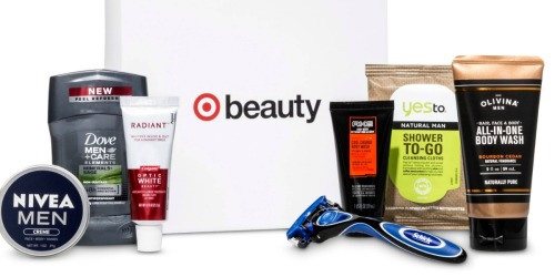 WOW! Target Beauty Boxes $7 Each Shipped ($31 Value) – Each Includes Schick Hydro Razor