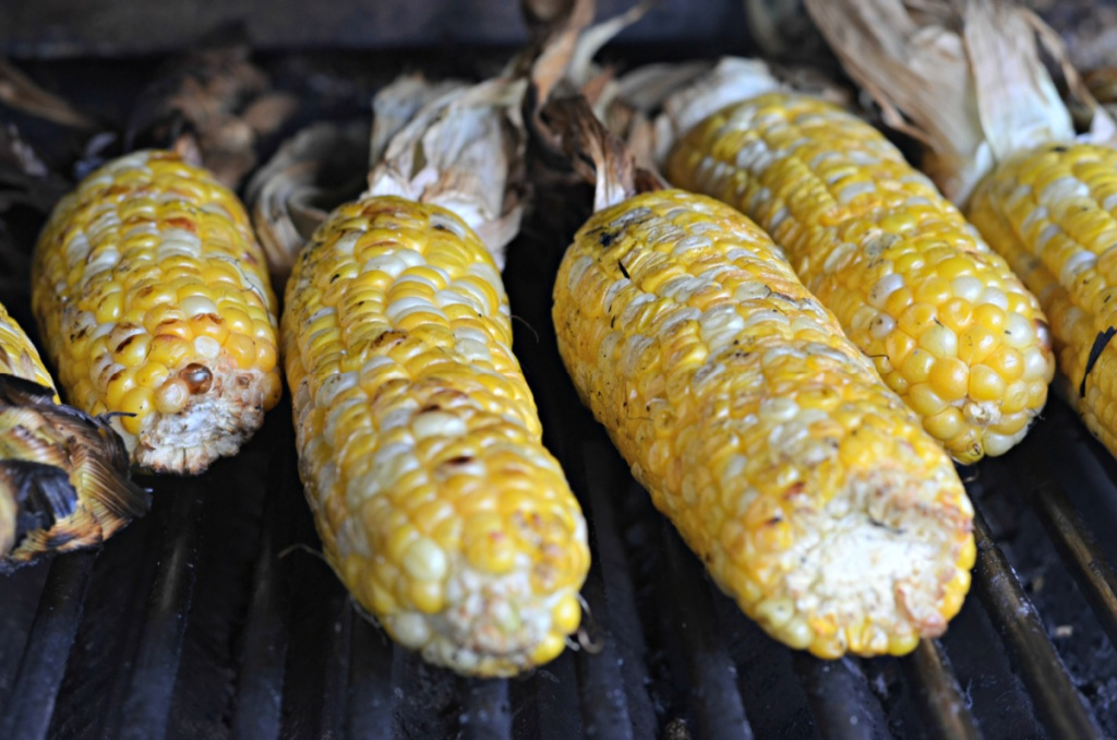 mexican street corn on the grill