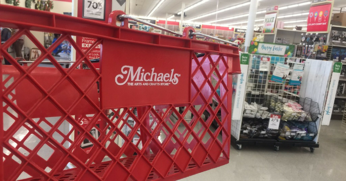 Possible 5 Off 5 Michaels Purchase Coupon Check Inbox Hip2save