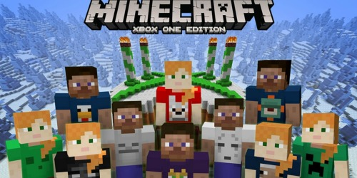 FREE Minecraft Birthday Skin Packs (Xbox One and Xbox 360)