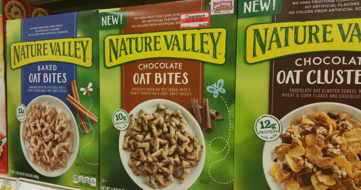 graphic about Nature Valley Printable Coupons named Contemporary Total Mills Discount coupons \u003d Affordable Cheerios, Mother nature Valley