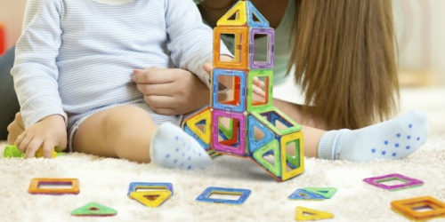 Amazon: Newisland Magnetic Building Blocks 36 Piece Set As Low As $14 Each Shipped