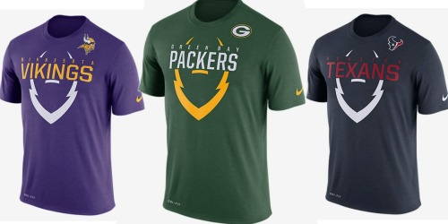 Extra 20% Off Nike Clearance Items = Boy's NFL Shirts $11.98 Shipped (Regularly $28) + More