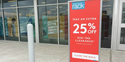 Nordstrom Rack: Extra 25% Off Clear The Rack Sale = Awesome Deals on Men's Gift Sets, Boots & More