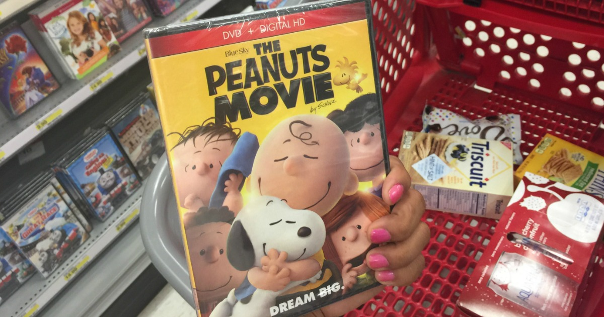 best target black friday 2018 deals – peanuts movie