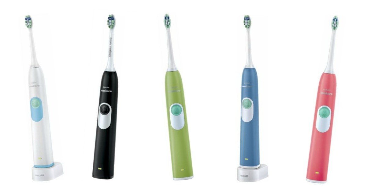rechargeable electric toothbrushes