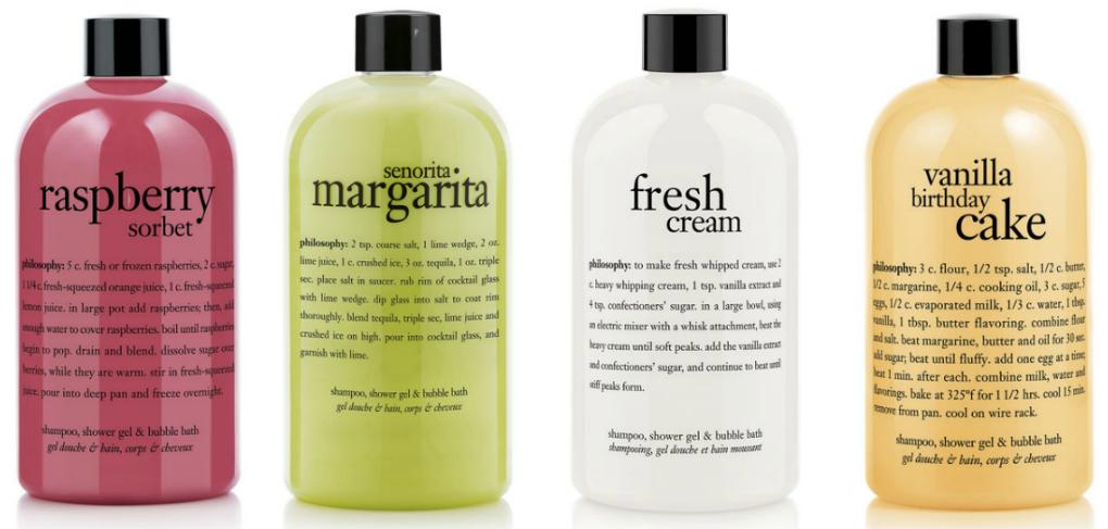 Buy 2 Philosophy Shampoo Shower Gel Bubble Bath 16oz 18 Each Use The Code Maybogo Final Cost Just 9