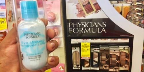CVS: FREE Physicians Formula Eye Makeup Remover After ExtraBucks ($5.49 Value)