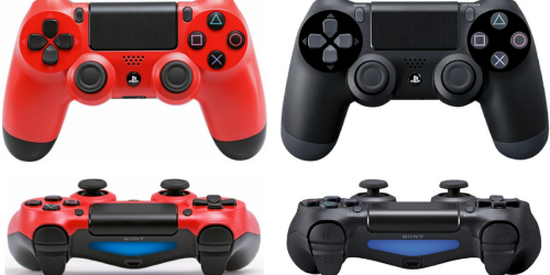 Best Buy: Sony DualShock 4 Wireless Controllers As Low As $25.99 (Regularly $64.99)