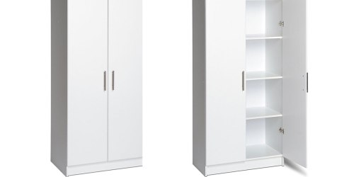Amazon: 32″ Storage Cabinet Just $119.72 Shipped (Regularly $161) + More