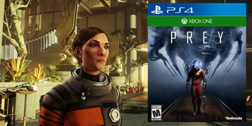 Prey Xbox One Game Only $39.99 Shipped (Regularly $60) + More