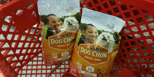 New $1.50/1 Purina Small Dog Chow Coupon – NO Size Restrictions