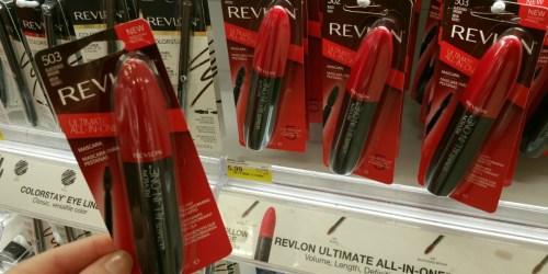 High Value $4/1 Revlon Mascara Coupon = Only 49¢ at Target + More