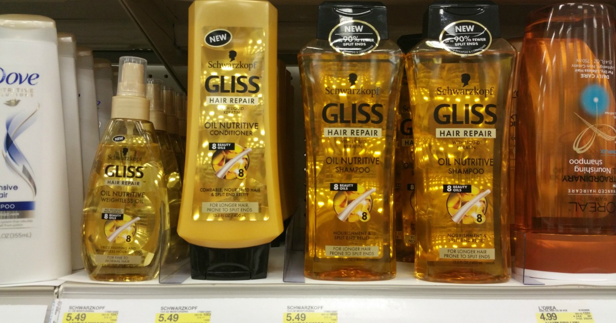 photo about Printable Schwarzkopf Coupons called $9 within just Fresh new Schwarzkopf Discount codes \u003d Above 50% Off Gliss Hair