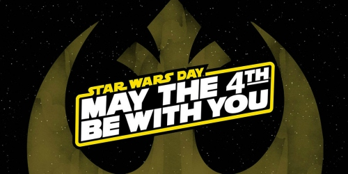 Star Wars Fans! Check Out These 'May The 4th Be With You' Deals