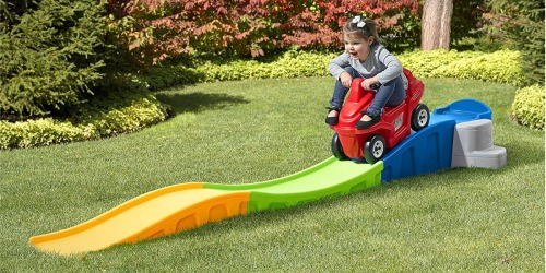 Step2 Up & Down Roller Coaster ONLY $82.86 (Regularly $119.99)