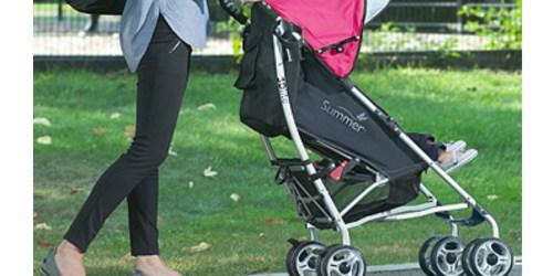 Summer Infant 3D Lite Stroller ONLY $49.54 (Regularly $99.99) – Great Reviews