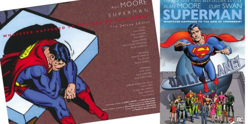 Superman Or Batman DC Paperback Graphic Novel Just $7.66 Each + Bonus Marvel Freebie