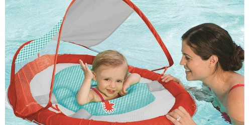 SwimWays Baby Spring Float Sun Canopy ONLY $13.39