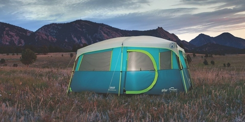 Amazon: Coleman 8-Person Tent Only $88.27 Shipped (Regularly $148)