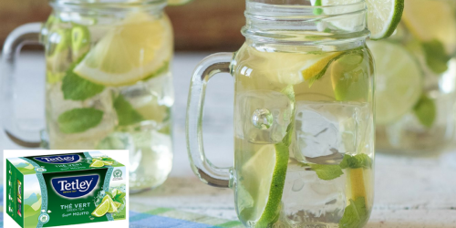 Toluna: Tetley Green Tea Mojito Product Testing Opportunity