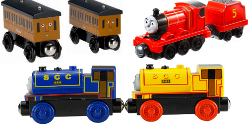 Amazon: $15 Off $40 Fisher-Price Toys Coupon = Thomas & Friends Toys Only $8.76 Each Shipped