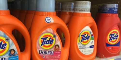Walgreens: Tide Detergent 24-32 Loads Only $3.99