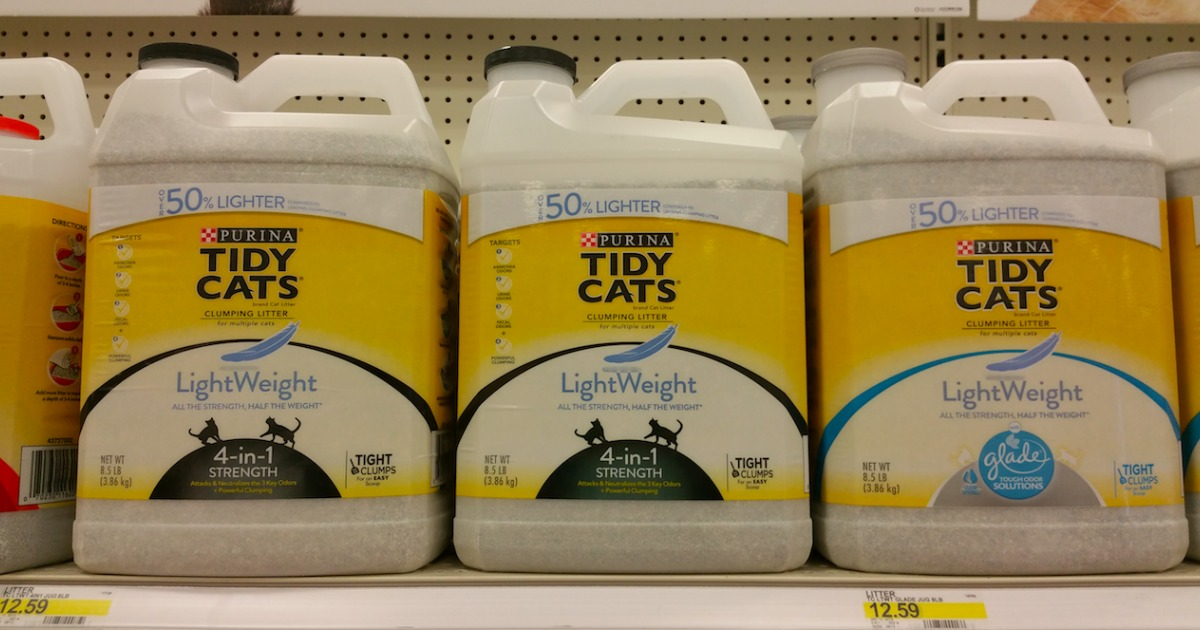 photo about Tidy Cat Printable Coupons identify Earlier mentioned $6 Importance Of Fresh new Purina Tidy Cats Clutter Discount codes \u003d About