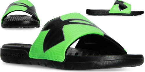 Macy's: Under Armour Men's Slides Only $10.50 (Regularly $21.99)