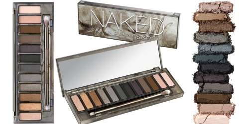 Urban Decay Naked Smoky Eye Palette ONLY $27 (Regularly $54)