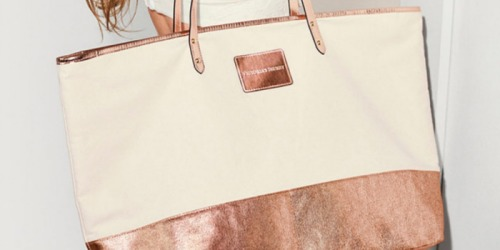 Victoria's Secret: Two Bras AND Tote Under $50 Shipped ($150 Value)