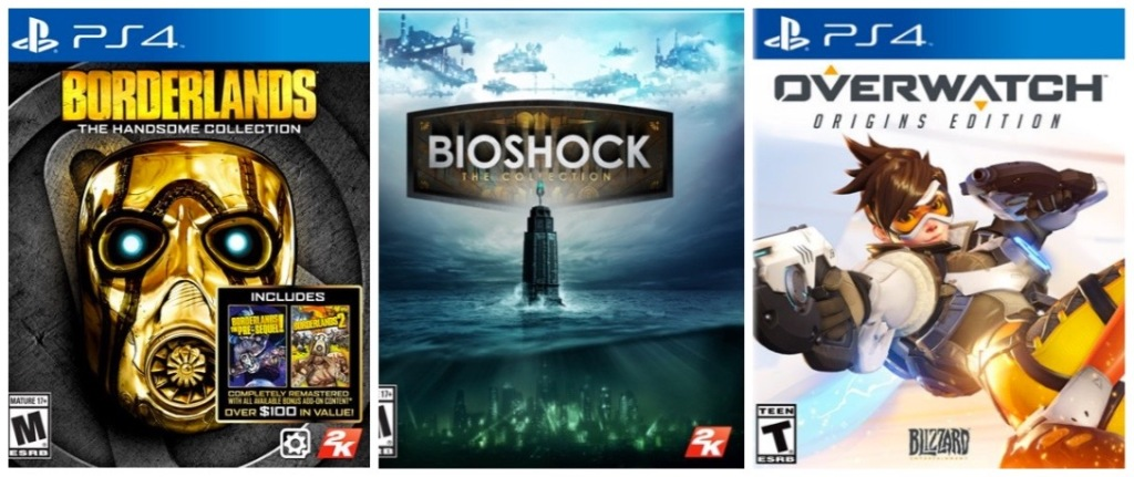 Nice Discounts On Video Games For Nintendo Switch, PlayStation 4