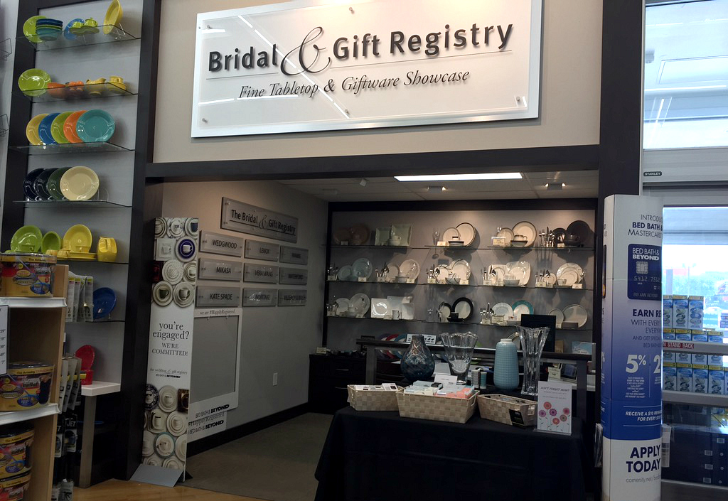 17 bed bath beyond money saving secrets - bridal and gift registry showcase