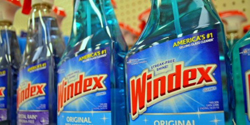Windex Glass Cleaner Spray Bottles 2-Pack Only $4 Shipped on Amazon