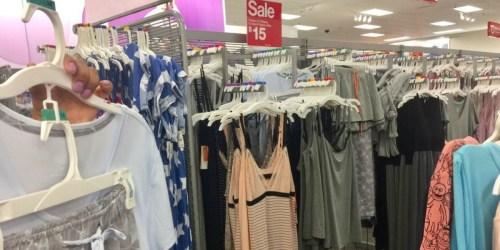 Target: Women's Gilligan & O'Malley Pajama Sets Just $12 Each (Regularly $19.99)