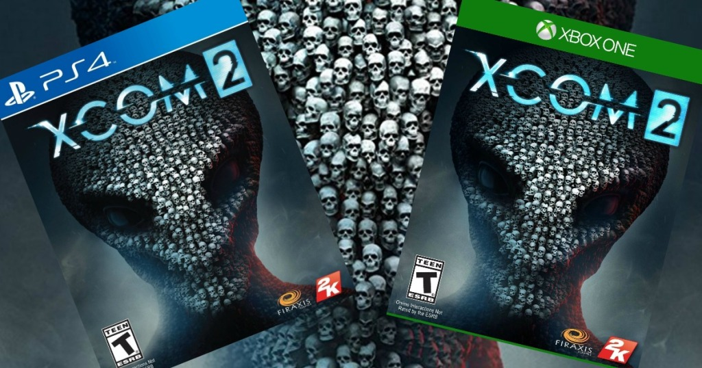 XCOM 2 for PS4 and Xbox One