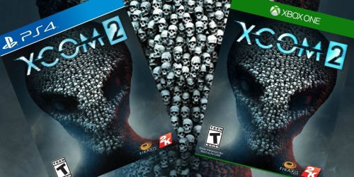 Up to 80% Off PS4 and Xbox One Games